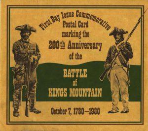 200th Anniversary Commemorative Post Card