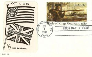 200th Anniversary First Day Issue Post Card
