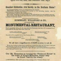 Activities Oct 5-7, 1880 Celebration Activities Full