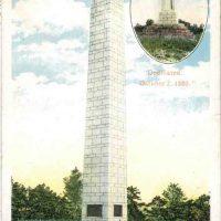 Battle Monuments 1880 & 1911