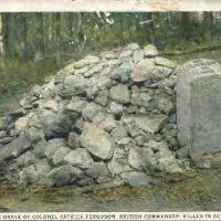 Ferguson's Grave in 1930
