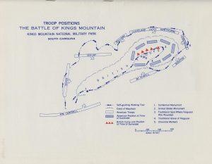 Troop Positions Map